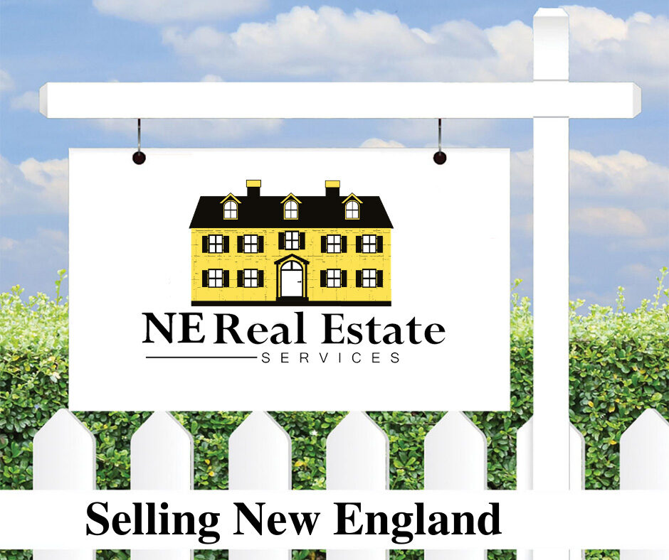 NE Real Estate Services Sign